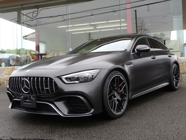 AMG GT 4-Door Coupe